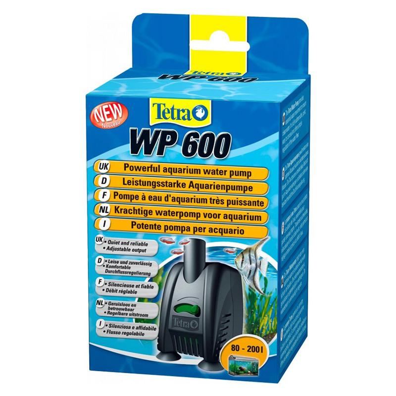 Tetra WP 600 Powerful Aquarium Water Pump Aquarium Line ...