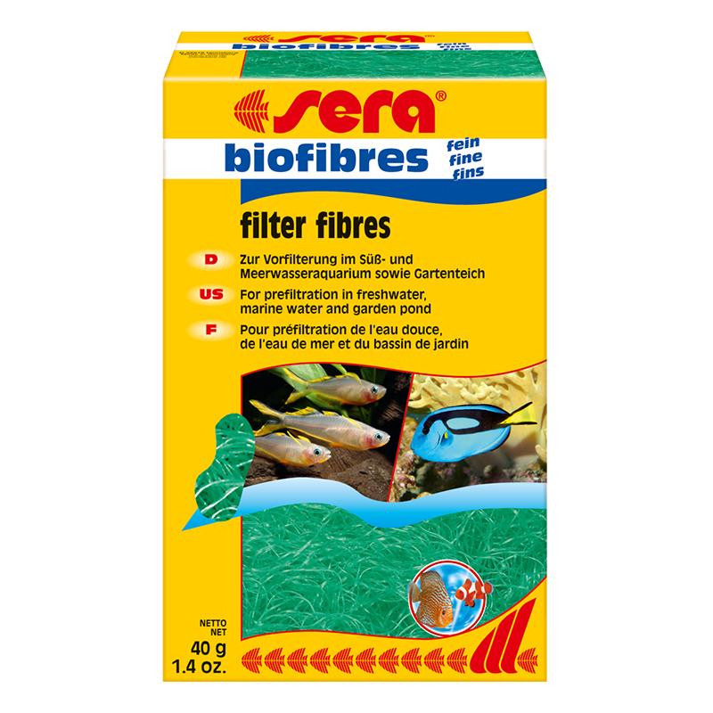 Sera biofibres fine negozio acquari for Sera acquari