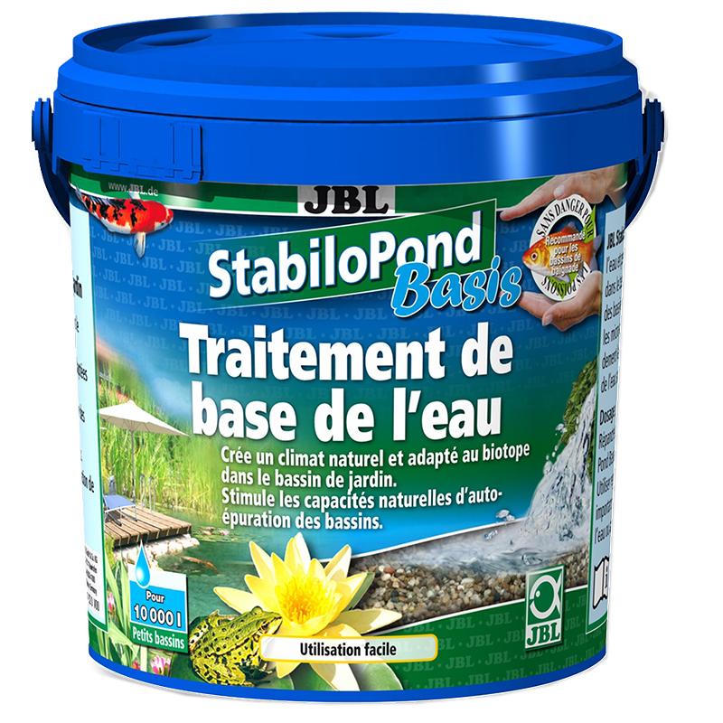Jbl stabilopond basis 2 5kg negozio for Laghetti per tartarughe prezzo