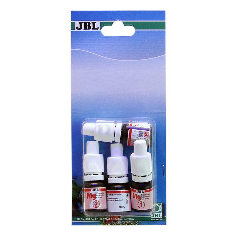 Jbl ricarica test magnesio per acqua dolce aquariumline for Arredo acquario acqua dolce