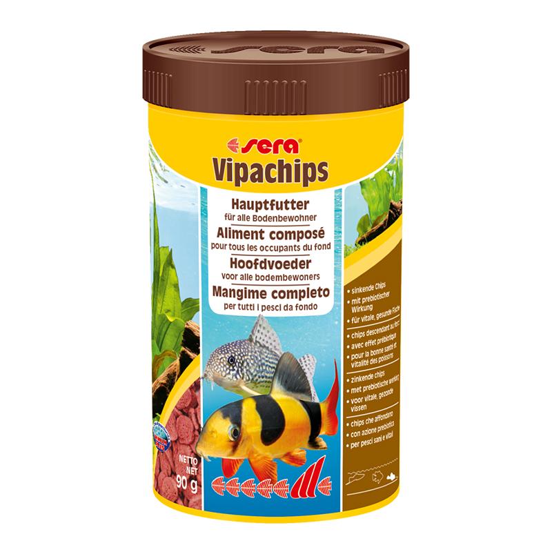 Sera vipachips negozio acquari for Sera acquari