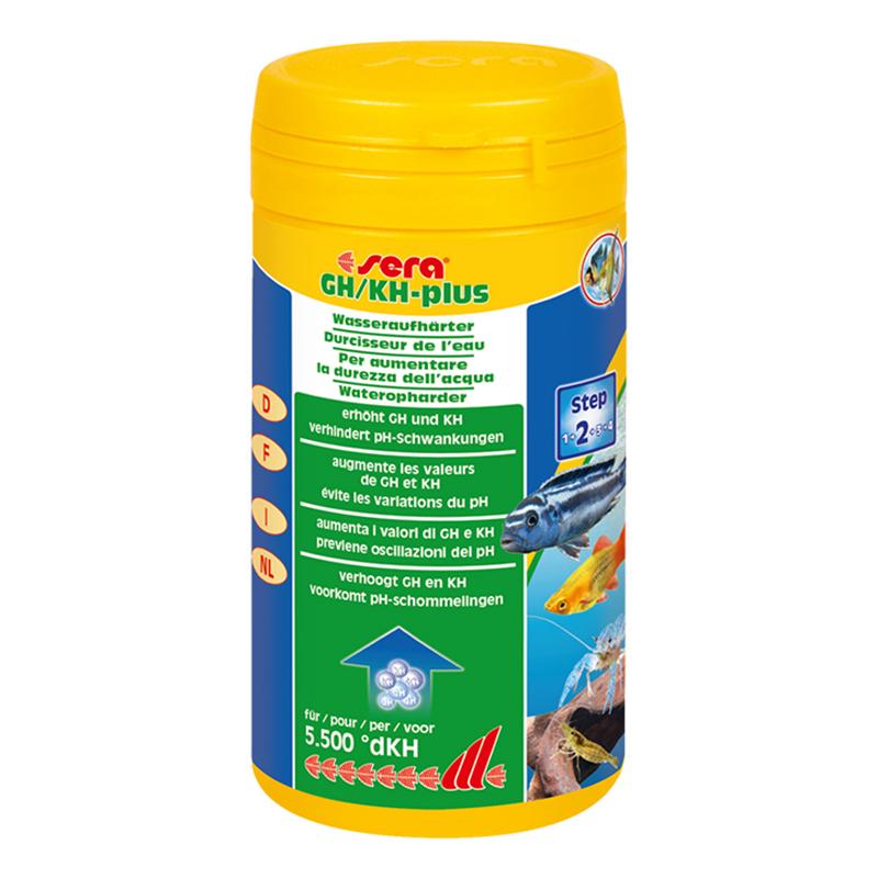 Sera GH KH Plus 275gr Aquarium Line - Aquarium Store 01b549f378f1a