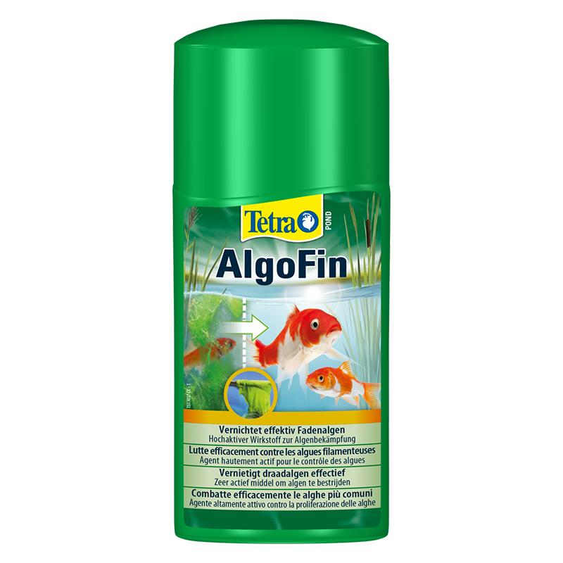 Tetra pond algofin contro le alghe del laghetto 250 ml for Alghe laghetto