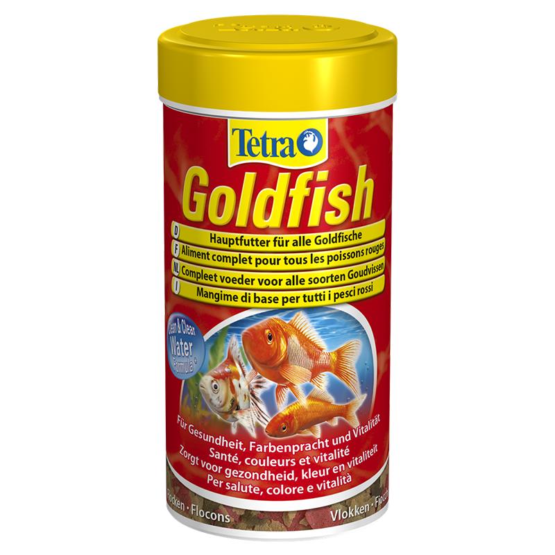 Tetra goldfish 100ml mangime di base per tutti i pesci for Dove comprare pesci rossi
