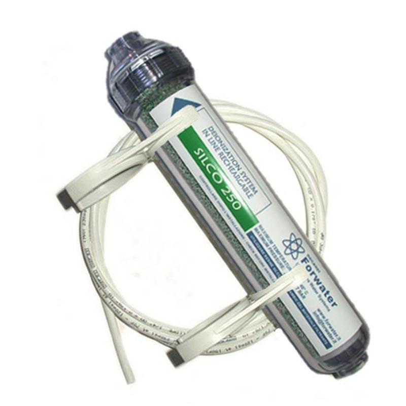 Forwater kit silco 250 in line (Deionized Post Reverse Indicator