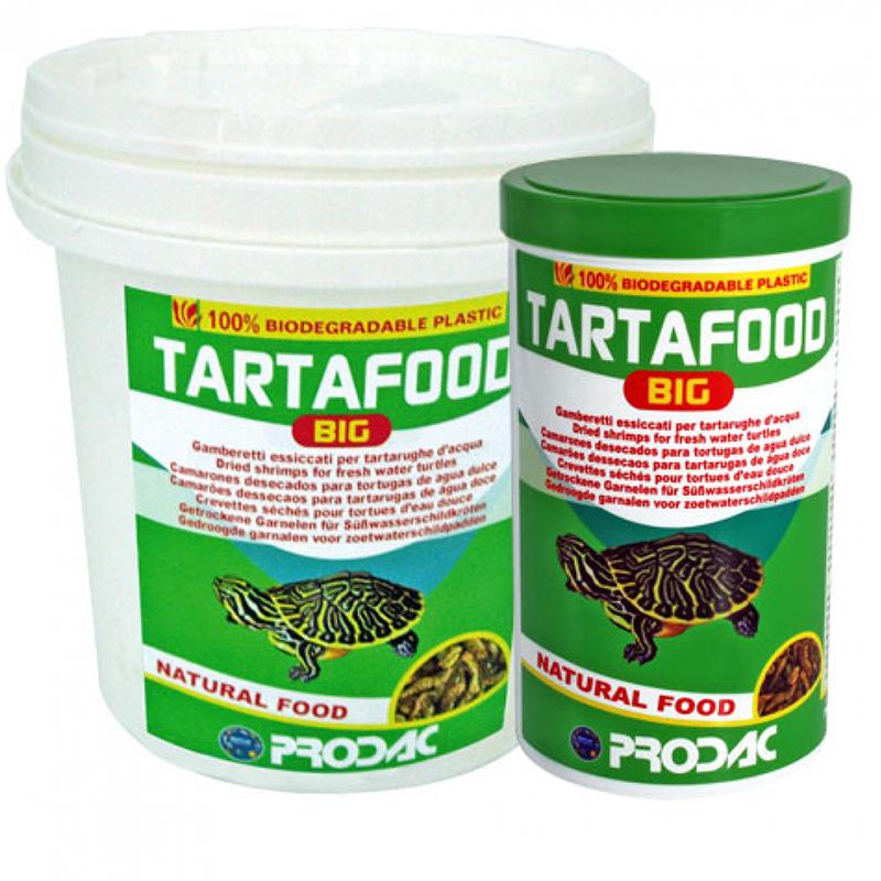 Prodac tartafood big negozio acquari for Tartarughe grandi