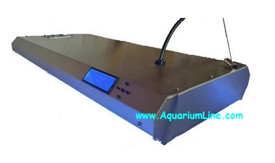 Plafoniere T5 Per Acquari : Ati sunpower plafoniera t5 dimmerabile dotata di controller con