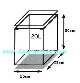 """L'immagine""""http://www.aquariumline.com/catalog/images/Nano_Cube_20l_size.JPG"""" non può essere visualizzata poiché contiene degli errori."""