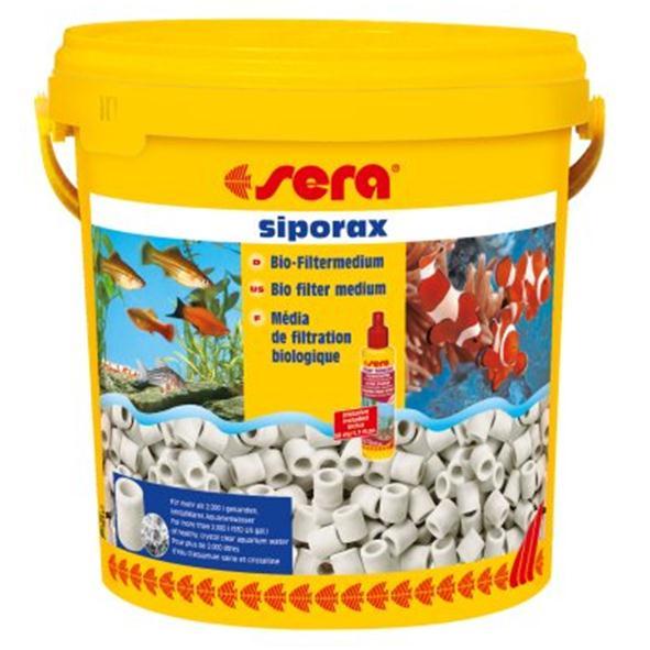 Sera siporax bucket 10 liters aquarium line aquarium store for Sera aquarium