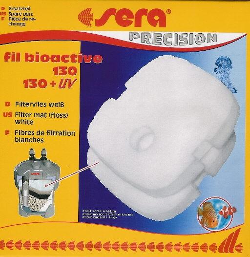Sera ricambio cuscinetto ovatta per filtro fil bioactive 130