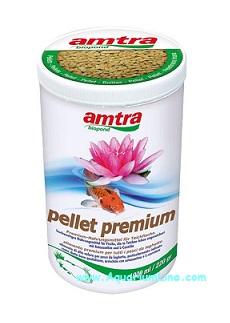 Amtra biopond pellet premium negozio for Pellet per tartarughe