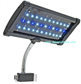 Aql hi lumen clip on led fresh for Acquari nuovi in offerta
