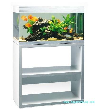 Askoll pure stand negozio acquari for Acquario bianco usato
