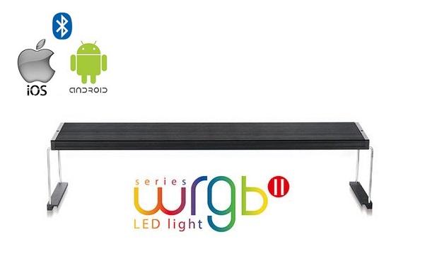 45-60 cm, 49 W, 3600 lm Chihiros WRGB II 45 cm luce LED