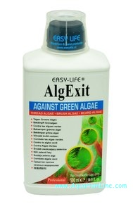 easy life algexit 250 ml combatte efficacemente le alghe verdi negli acquari dacqua dolce. Black Bedroom Furniture Sets. Home Design Ideas