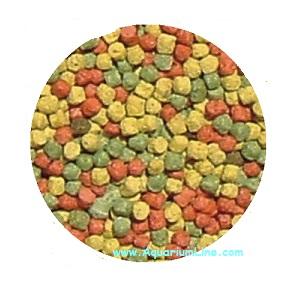 Economy dispenser pond mix pellet for Pellet per tartarughe