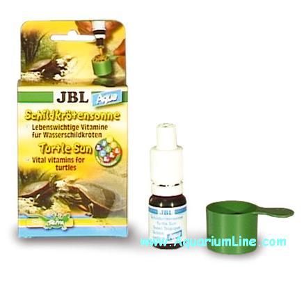 jbl turtle sun acqua 10ml vitamine per tartarughe