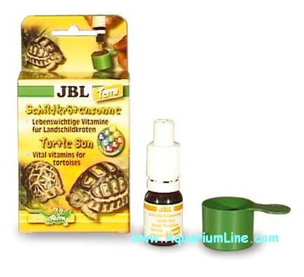 jbl turtle sun terra 10ml vitamine per tartarughe