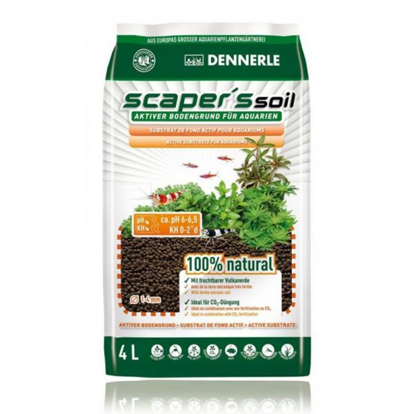 Dennerle Scaper Soil 4L