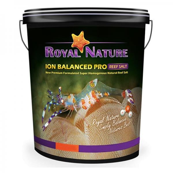 Royal Nature Salt Ion Balanced Pro Reef Salt Secchio 10kg