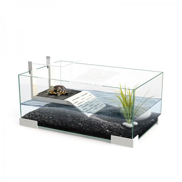 Ciano Tartarium 40 - Tartarughiera cm40x25,6x16,9
