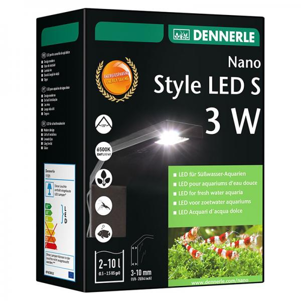 Dennerle 1131 Nano Style Led S 3w - Mini Plafoniera