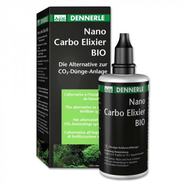 Dennerle 3110 Nano Carbo Elixier Bio 100ml