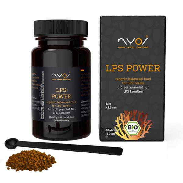 Nyos LPS Power 60ml/35gr - Mangime per Coralli LPS