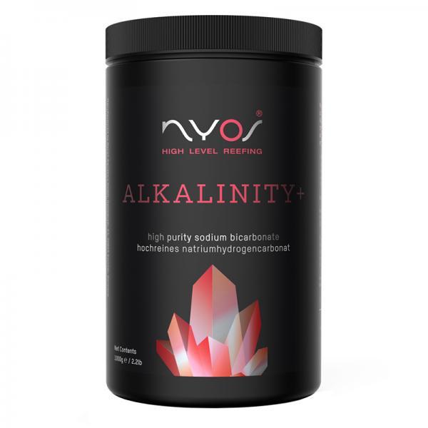Nyos Alkalinity+ 1000gr - Integratore di KH in Polvere