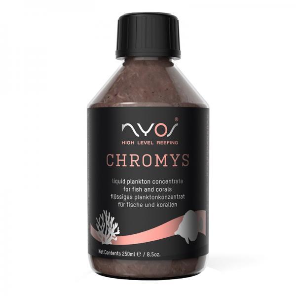 Nyos Chromys 250ml - Mangime Liquido a Base di Mysis