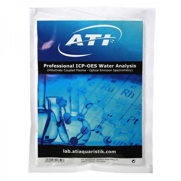 ATI Professional ICP-OES Water Analysis - Test di Laboratorio per Acqua Marina e RO