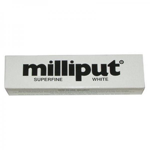 Milliput Superfine White - Colla epossidica bicomponente BIANCA