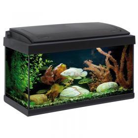 Mtb milo 60 ledline nero negozio acquari for Acquario x tartarughe