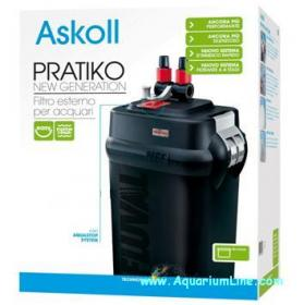 Askoll pratiko 100 new generation for Pompa per acquario da 100 litri