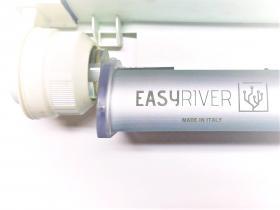 Plafoniere Per Acquari Acqua Dolce : Easyriver tled versione cool plafoniera led a luce fredda per
