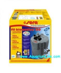 Sera fil bioactive 130 filtro esterno per acquari fino a for Sera acquari