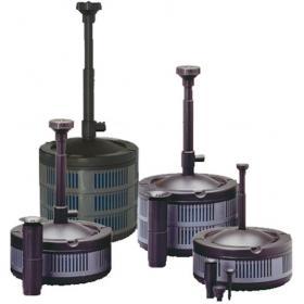 Sicce ecopond 1 filtro interno per laghetti portata 700l for Pompe per laghetti artificiali
