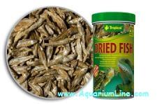 Tropical dried fish pesci essiccati per tartarughe for Acquario tartarughe grandi