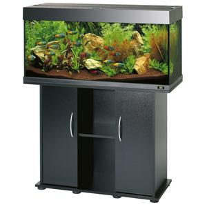 juwel rio 300 serie higt lite t5 2x54w colore nero senza supporto. Black Bedroom Furniture Sets. Home Design Ideas