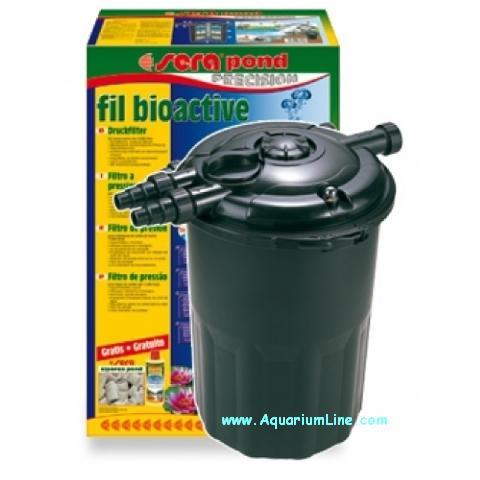 Sera pond fil bioactive 12000 pressure filter aquarium for Sera aquarium