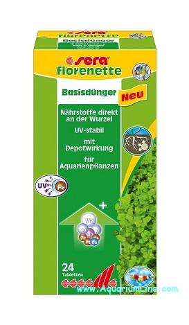 Sera florenette 24 compresse for Sera acquari