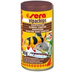 Sera vipachips 250ml negozio acquari for Sera acquari