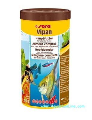 Sera vipan 250ml 60 gr negozio for Sera acquari