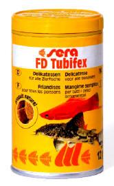 Sera fd tubifex 100 ml negozio acquari for Sera acquari