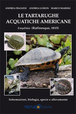 Testudo edizioni le tartarughe acquatiche americane for Acquario per tartarughe acquatiche