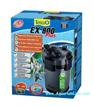Tetra filtro esterno tetratec ex 800 for Acquari tetra prezzi