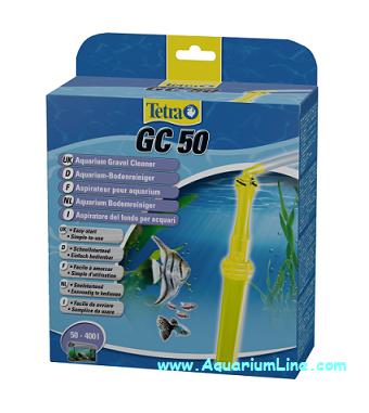 Tetra gravel cleaner gc50 negozio acquari for Aspirarifiuti sera gravel cleaner