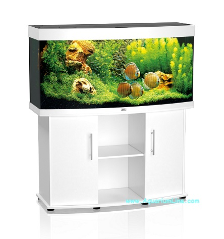 Juwel vision 180 serie higt lite t5 2x35w - colore bianco - senza supporto