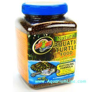 Zoo med natural aquatic turtle food micro pellet for Pellet per tartarughe