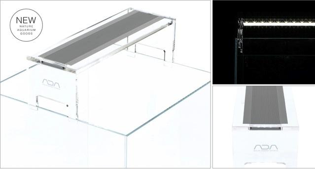 Plafoniere Per Acquari : Ada aquasky plafoniera a led w k per acquari da